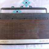 RADIO GLORIA 3 DEFECT, PENTRU PIESE - Aparat radio Electronica