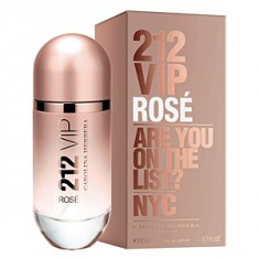 Carolina Herrera 212 VIP Rosé EDP 50 ml pentru femei - Parfum femeie Carolina Herrera, Apa de parfum