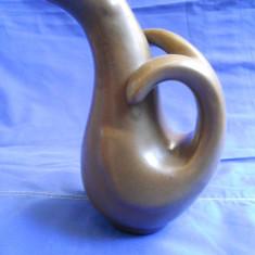 VAZA DIN CERAMICA IN FORMA DE PASARE - Arta Ceramica