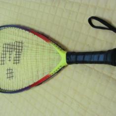 Racheta RACKETBAL E-FORCE import USA 100 % originala - Racheta tenis de camp, SemiPro, Adulti, Aluminiu/Carbon