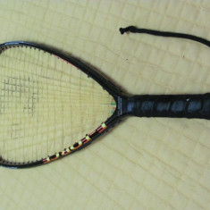 Racheta RACKETBAL E-FORCE import USA 100 % originala - Racheta tenis de camp, SemiPro, Adulti, Aluminiu/Grafit