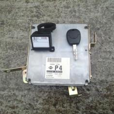 Kit pornire calculator ECU Nissan Primera 2.2 diesel 2002-2008 - ECU auto, PRIMERA (P12) - [2002 - 2013]