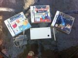 Consola Nintendo DS Lite alb