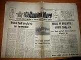 ziarul romania libera 6 noiembrie 1980