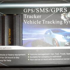 Sistem Monitorizare auto GPS / SMS / GPRS - Suport auto GPS