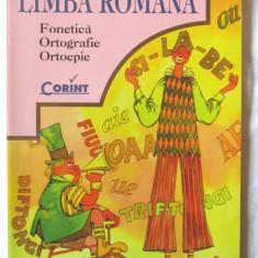 """""""LIMBA ROMANA. Fonetica. Ortografie. Ortoepie"""", Veronica Picu / A. Arghirescu - Manual scolar, Clasa 4"""