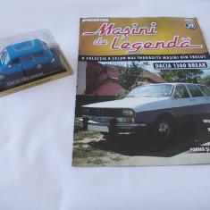 DACIA 1300 BREAK, DeAgostini 1 BUCATA + REVISTA ! - Macheta auto, 1:43
