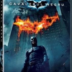The Dark Knight -2008 - Film actiune warner bros. pictures, DVD, Romana