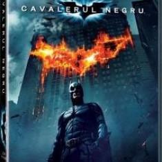 The Dark Knight -2008 - Film actiune warner bros. pictures, DVD, Romana