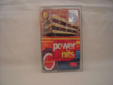 Vand caseta audio Power Hits vol 1,originala,selectie romaneasca