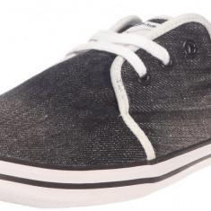 40_Adidasi Originali Calvin Klein Jeans CKJ_tenisi unisex_din panza_cutie - Tenisi barbati Calvin Klein, Culoare: Negru, Textil