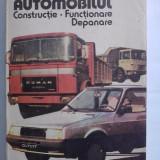 Automobilul, constructie, functionare, depanare - D. Cristescu / C17P - Carti auto