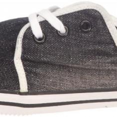 40_Adidasi Originali Calvin Klein Jeans_ CKJ_din panza_in cutie - Tenisi barbati Calvin Klein, Culoare: Negru, Textil