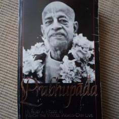 Satsvarupa Dasa Goswami Prabhupada carte hinduism ilustrat foto limba engleza - Carti Hinduism
