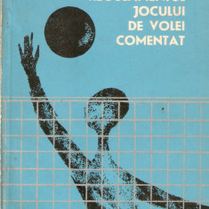 Regulamentul jocului de volei comentat+Volei-Mica enciclopedie, Alta editura