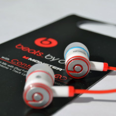 CASTI BEATS TOUR by DR. DRE +2 doape, Casti On Ear, Cu fir, Mufa 3, 5mm