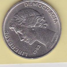 PORTUGALIA 25 ESCUDOS 1982, Europa