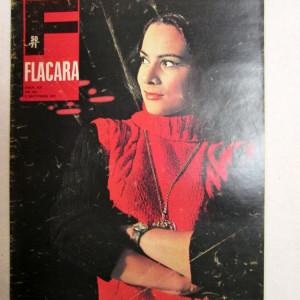 Revista Flacara 1971 , nr 50