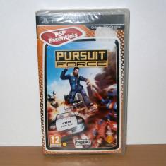 Joc UMD pentru PSP - Pursuit Force, nou, sigilat - Jocuri PSP Sony, Actiune, 12+, Multiplayer
