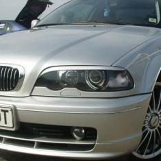 Pleoape de far BMW E46 facelift - Pleoape faruri