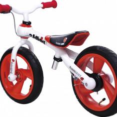 Bicicleta fara pedale cu gargarite - Bicicleta copii, 12 inch, 3-5 ani, Unisex