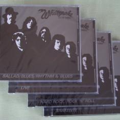 Raritate WHITESNAKE - 1978-1982 Prima Presa Polydor JAPAN - 4 CD NOI Sigilate - Muzica Rock