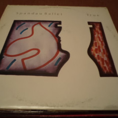 Spandau Ballet true album disc vinyl muzica synth pop rock new wave lp 1983 - Muzica Pop, VINIL