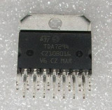 TDA 7294 - Circuit integrat de apificare mono 100W