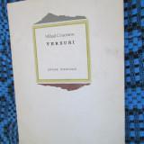 Mihail CRUCEANU - VERSURI (prima editie - 1967) - Carte poezie