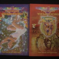 GREGORIAN BIVOLARU - ENCICLOPEDIA NATURISTA A AFRODIZIACELOR * 2 Volume {2003} - Carte Medicina alternativa