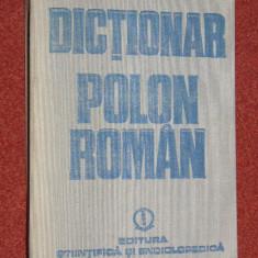Dictionar Polon - Roman - Ghid de conversatie