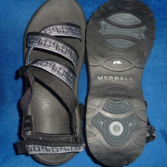 Incaltaminte barbati Sandale Merrell produs nou/marime 43 - Sandale barbati Merrell, Marime: 45, Culoare: Bleumarin