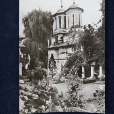 RPR - Biserica Manastirii dintr-un Lemn - reg. Arges