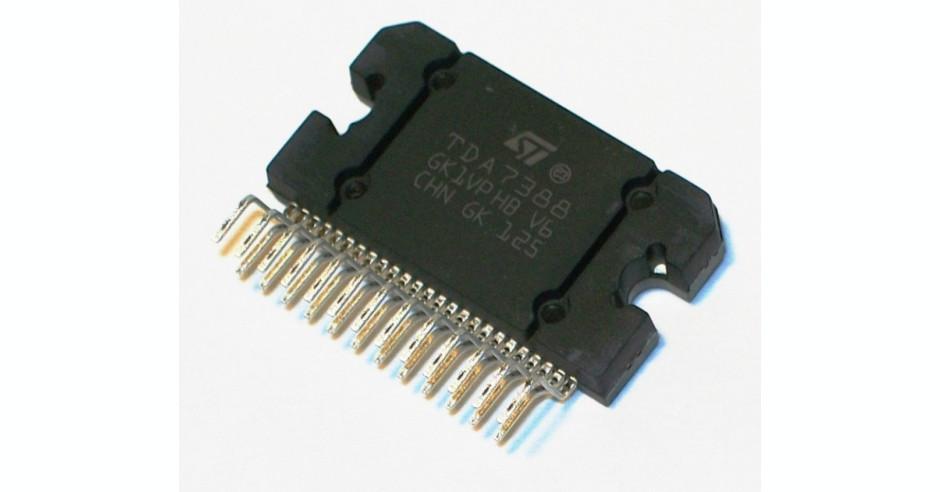 TDA 7388 - Circuit integrat de ampificare 4x45W | arhiva ...