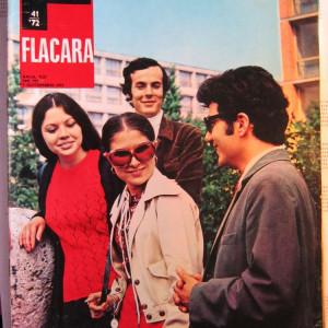 Revista Flacara 1972, nr. 41