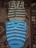 HAINE BARBATI -  VESTE, XL, Bleu