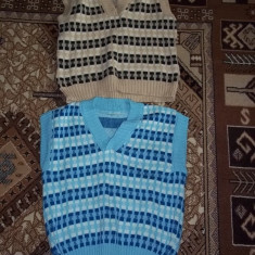 HAINE BARBATI - VESTE - Vesta barbati, Marime: XL, Culoare: Bleu