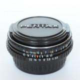 SMC Pentax-M 40mm F2.8 (Pancake)