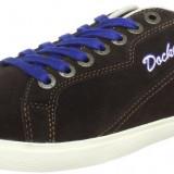 44_Adidasi Originali Dockers by Gerli_piele naturala_barbati_maro_cutie