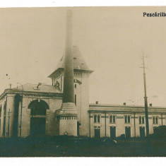 1248 - GALATI - Pescariile - old postcard - unused