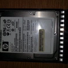 HDD SAS HP 72-GB 3G 10K 2.5 SP - HDD server HP, 41-80 GB, 32 MB