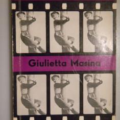 GIULIETTA MASINA Victor Adrian - Carte Cinematografie