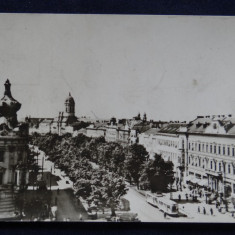 RPR - Arad - Republicii - Carte Postala Crisana dupa 1918