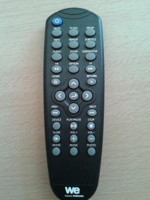 Telecomanda DVB Receiver Receptor XHY-3319 (Samsung) foto
