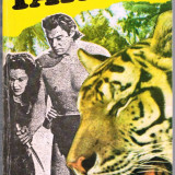 Edgar Rice Burroughs - TARZAN DIN NEAMUL MAIMUTELOR, Ed. Universul Familiei, 1991, 261 pag. - Carte de aventura