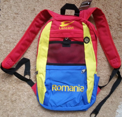 "Rucsac ""Romania"" foto"