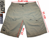 Pantaloni scurti Icepeak, material Nano-Quick Dry, dama, marimea 40