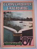Almanah  CONVORBIRI  LITERARE -1987, Alta editura