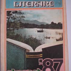 Almanah CONVORBIRI LITERARE -1987