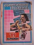 Almanah  CONVORBIRI  LITERARE -1989, Alta editura